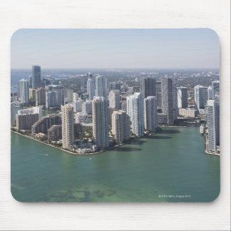 Miami Skyline 2 Mouse Mat