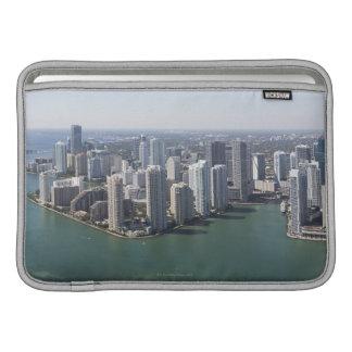 Miami Skyline 2 Sleeve For MacBook Air