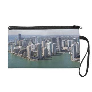 Miami Skyline 2 Wristlet