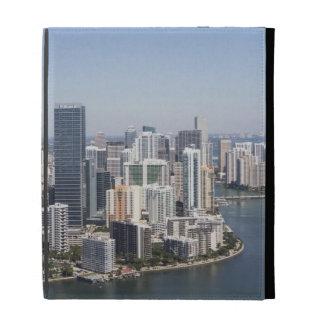 Miami Skyline 3 iPad Folio Cover