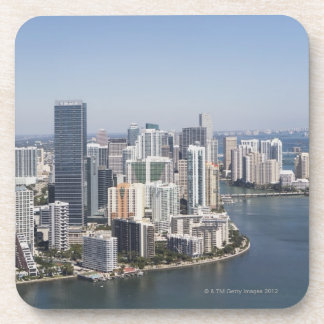 Miami Skyline 3 Coaster