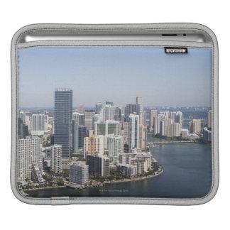 Miami Skyline 3 iPad Sleeve