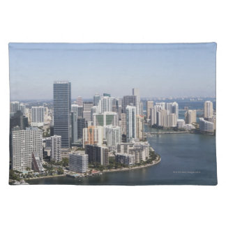 Miami Skyline 3 Placemat