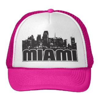 Miami Skyline Cap