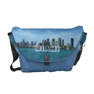 Miami Skyline Commuter Bag