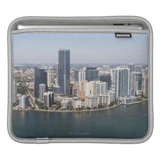 Miami Skyline iPad Sleeve