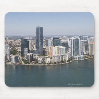 Miami Skyline Mouse Mat