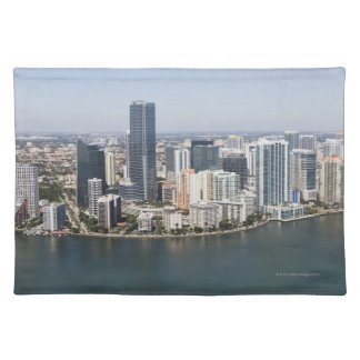 Miami Skyline Placemat