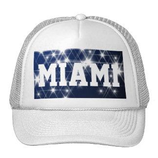 Miami Sparkle Trucker Hat