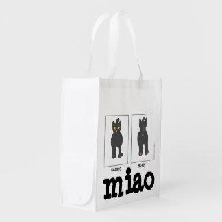 miao shopper reusable grocery bag