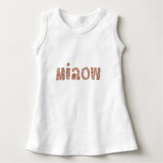 Miaow Baby Sleeveless Dress