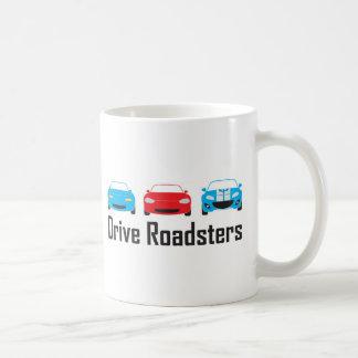 miata 3 gens coffee mug