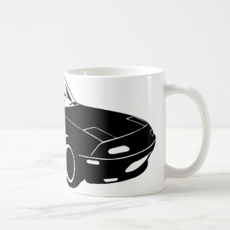 Miata Basic White Mug