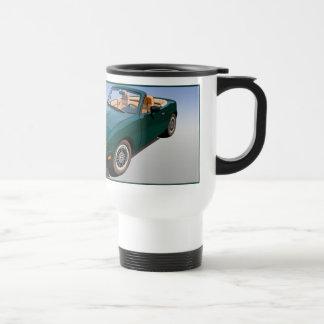 Miata Stainless Steel Travel Mug