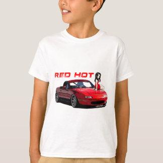 Miata MX-5 Red Hot T-Shirt