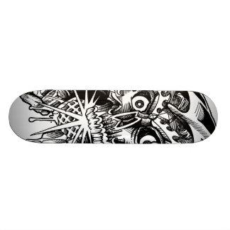 Mic Eater Skate Deck