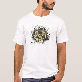 Mic & Guitar Rock 'n Roll T-Shirt