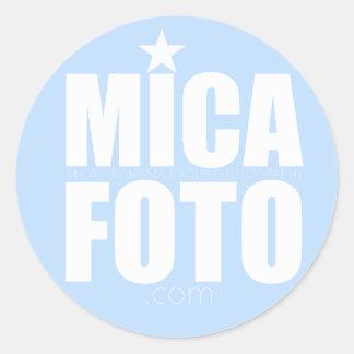 Micafoto Sticker