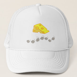 Mice and Cheese Trucker Hat