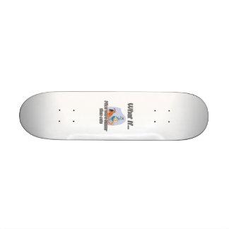 mice are bigger skate board