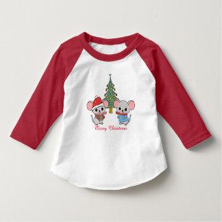 mice of Christmas T-Shirt