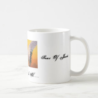 Michael angel, Faith Heals All..........., Sons... Coffee Mug