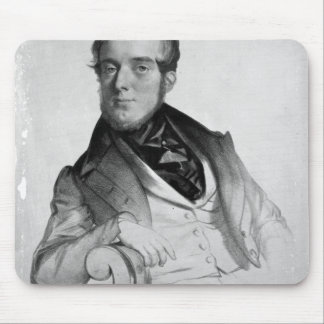Michael Balfe, engraved by the artist Mouse Mat