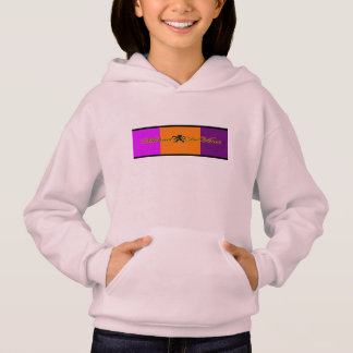 Michael DeVinci Girls' Hanes ComfortBlend® Hoodie