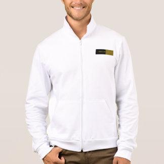 Michael DeVinci Men's Apparel California Zip Jogge Jacket
