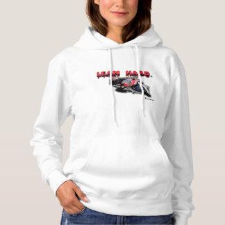 Michael DeVinci Women's Basic Hooded Sweatshirt