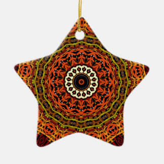 Michael Fall Colors Kaleidoscope No 3 Ornament