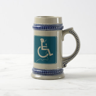 Michael O'Connell Logo Beer Stein 1 Coffee Mugs