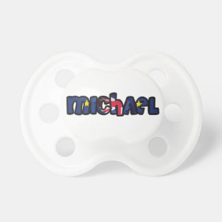 Michael pacifier