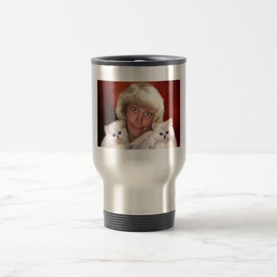 Michael Portrait Travel Mug