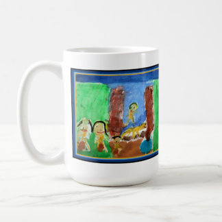 michael shara coffee mug