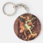 Michael the Archangel Key Ring
