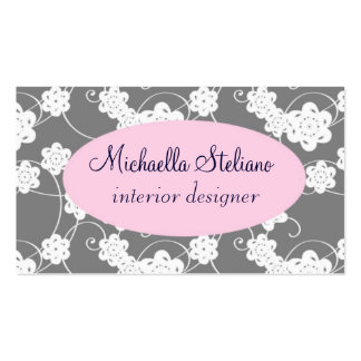 Michaella design pack of standard business cards