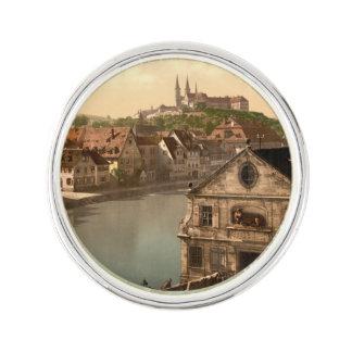 Michaelsberg Abbey, Bamberg, Bavaria, Germany Lapel Pin