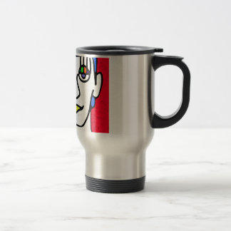 Micheal Angelo Stainless Steel Travel Mug