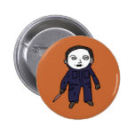 MIcheal Myers Buttons