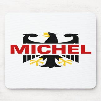 Michel Surname Mouse Pad