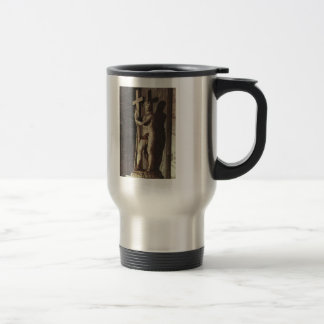 Michelangelo- Christ Carrying the Cross Coffee Mug