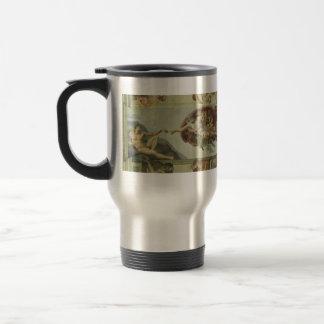 Michelangelo: Creation of Adam Coffee Mug
