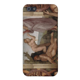 Michelangelo Creation of Eve Fine Art Vintage iPho iPhone 5/5S Covers