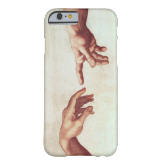 Michelangelo Hands Barely There iPhone 6 Case