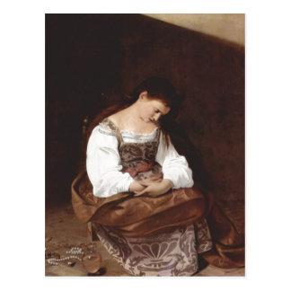 Michelangelo Merisi da Caravaggio Maria Magdalena Postcards