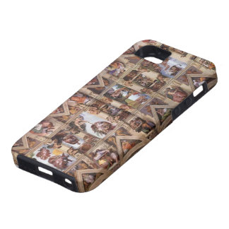 Michelangelo: Sistine Chapel Ceiling Case For The iPhone 5