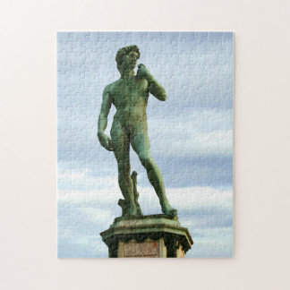 Michelangelo's David 2 Jigsaw Puzzle
