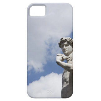 Michelangelo's David in the Piazza della 2 iPhone 5 Case