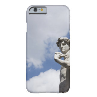 Michelangelo's David in the Piazza della 2 Barely There iPhone 6 Case